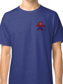 8-Bit Spider-Man Classic T-Shirt