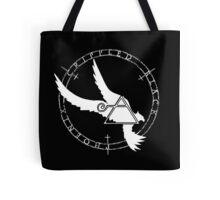 Crippled Black Phoenix 2015 A.D. (White V.2) Tote Bag