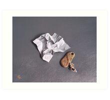 """Broken promise -1"" Art Print"
