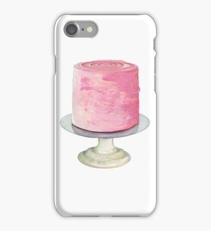 Pink Layer Cake iPhone Case/Skin
