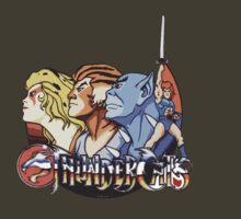 thundercats shirt by kennypepermans
