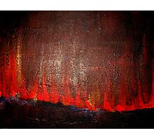 Ring of Fire Photographic Print