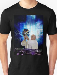 DJ EDM Earth Pope Francis The Pope is Dope! T-Shirt