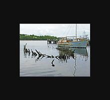 Wooden Boats - Macquarie Harbour, Strahan Unisex T-Shirt