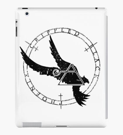 Crippled Black Phoenix 2015 A.D. (Black V.1) iPad Case/Skin