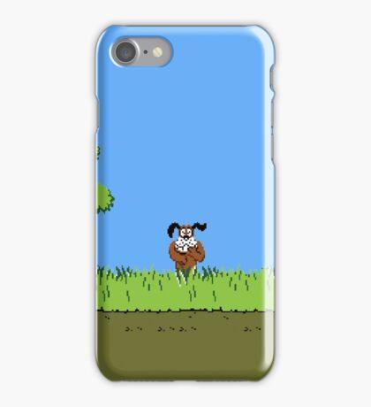 Duck Hunt Dog iPhone Case/Skin