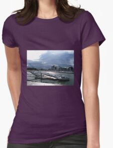 Harbour Life - Juno, Normandy Coast Womens Fitted T-Shirt