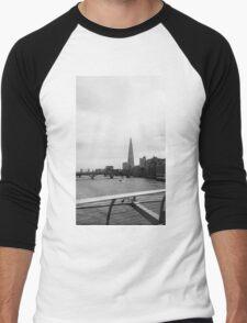 London, UK  Men's Baseball ¾ T-Shirt