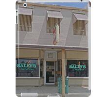 Dirty Sally's Saloon, Brunswick, Missouri, USA iPad Case/Skin