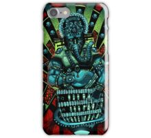 Furkten The Explorer-Scientist iPhone Case/Skin