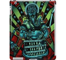 Furkten The Explorer-Scientist iPad Case/Skin