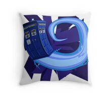 Doctor Wahoo - PRINT Throw Pillow
