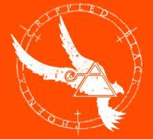 Crippled Black Phoenix 2015 A.D. (White V.1) Kids Tee