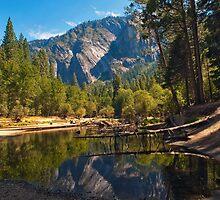 Yosemite Valley by algill