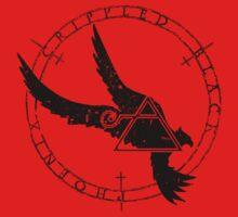 Crippled Black Phoenix 2015 A.D. (Black V.1) Baby Tee
