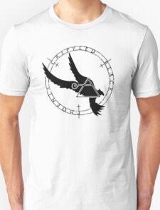 Crippled Black Phoenix 2015 A.D. (Black V.2) Unisex T-Shirt