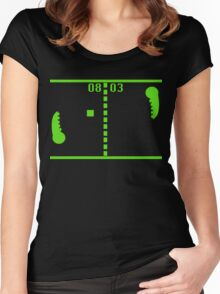 Octapong Women's Fitted Scoop T-Shirt