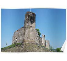 Burg Lundshut Poster