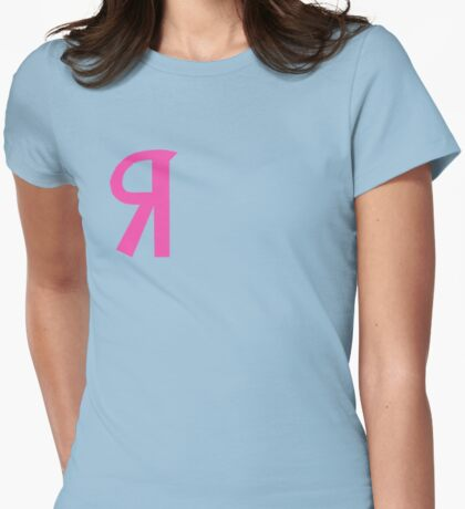 Eli Love Live Practice Womens Fitted T-Shirt