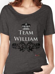 Team William - Back your Royal Fave! Women's Relaxed Fit T-Shirt