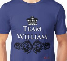 Team William - Back your Royal Fave! Unisex T-Shirt
