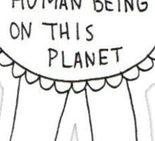 #1 Most Awkward Sticker