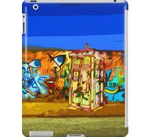 Street Tag iPad Case/Skin