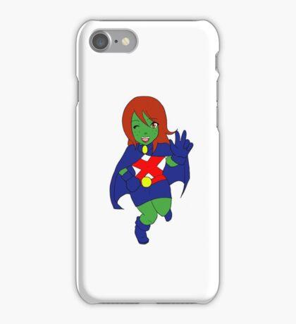 Miss Martian YJ iPhone Case/Skin