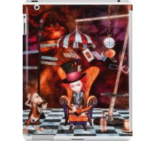 Madness in the Hatter's Realm iPad Case/Skin