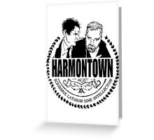 Harmontown Greeting Card