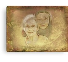 Love for My Mom Canvas Print