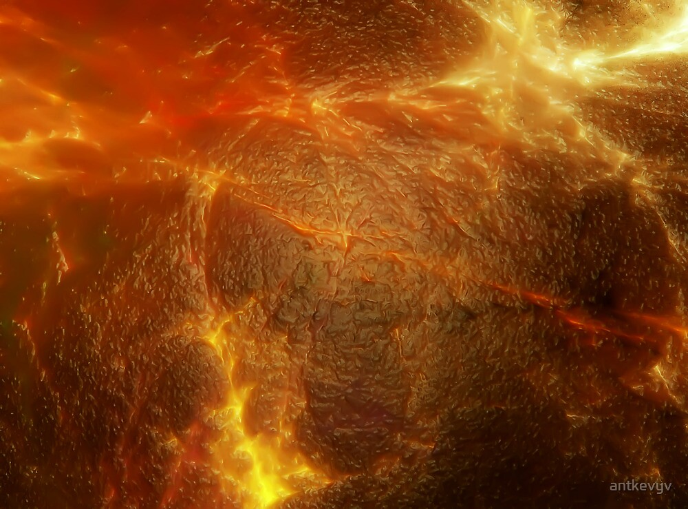 volcanic magma by antkevyv