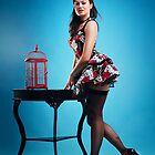 Pin-up Girl by Laura Balc Photography