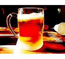Beer! Photographic Print