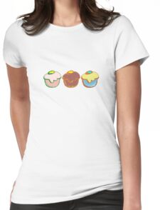cakes Womens Fitted T-Shirt