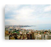 Beirut! Canvas Print