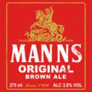 Mann's Brown Ale by superiorgraphix