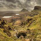 Quirang - Isle Of Skye by Kevin Bedford