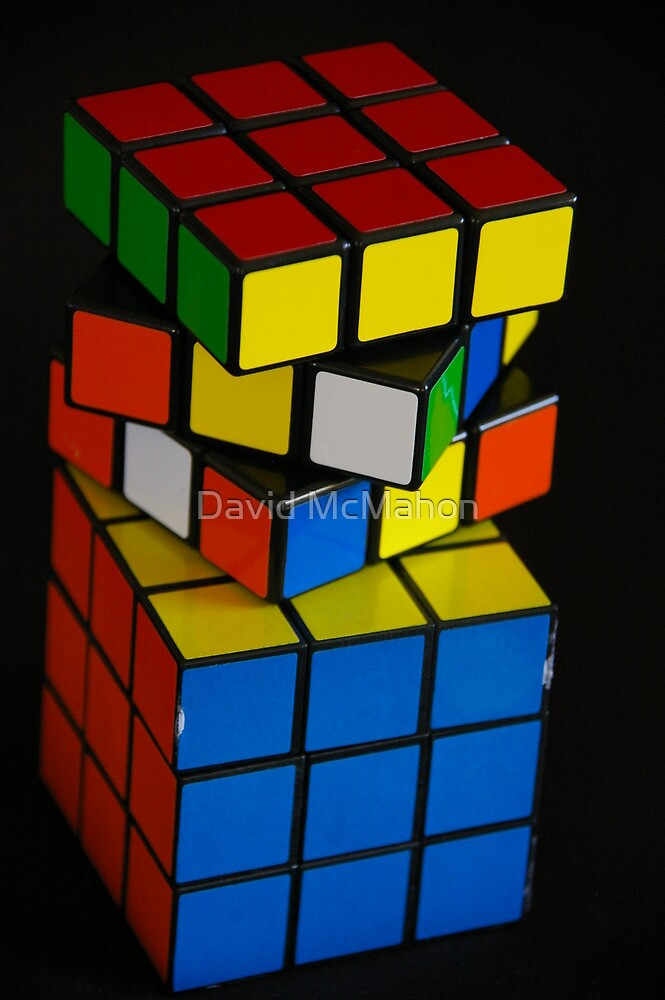 Life Can Be A Puzzle Sometimes by David McMahon
