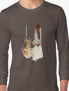 Space Shuttle Long Sleeve T-Shirt