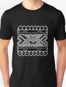 Space Diamond Pattern Unisex T-Shirt