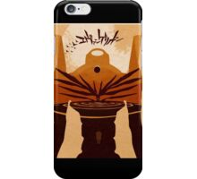 Eva unit 00 iPhone Case/Skin
