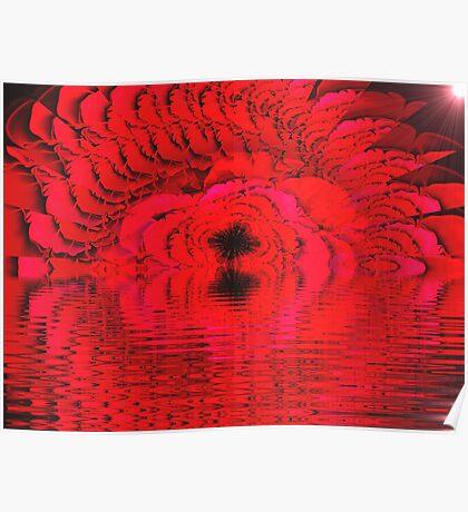 Super Rose Illusion  (UF0266) Poster