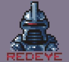 Redeye Cylon by mikiex