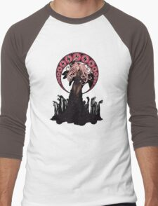 Gaga Nouveau Men's Baseball ¾ T-Shirt