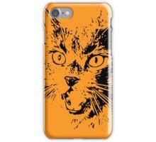 Fierce Cat iPhone Case/Skin