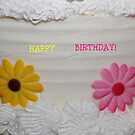 Birthday Cake by DebbieCHayes
