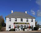 St Andrews Inn, Cleveland, Tasmania, Australia by Margaret  Hyde