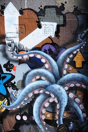 Graffiti art, Glasgow by James1980