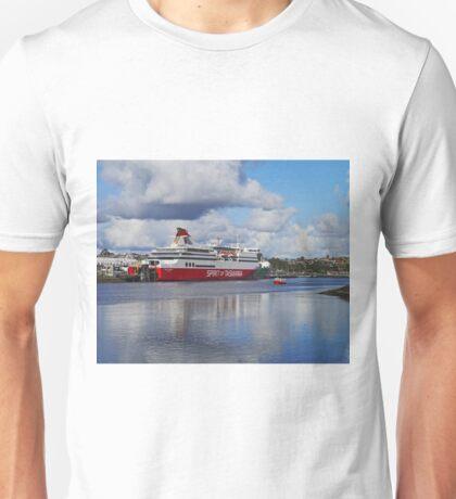 Spirit of Tasmania 11, Devonport, Tasmania, Australia Unisex T-Shirt